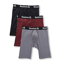 Reebok Targeted Compression Boxer Briefs - 3 Pack 193PB34