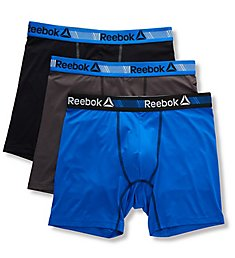 Reebok Cooling Performance Boxer Brief - 3 Pack 201WB22