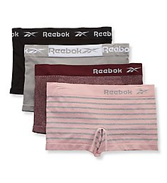 Reebok Seamless Boyshort Panty - 4 Pack 203UH07