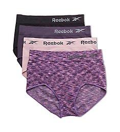 Reebok Seamless Brief Panty - 4 Pack 203UH14