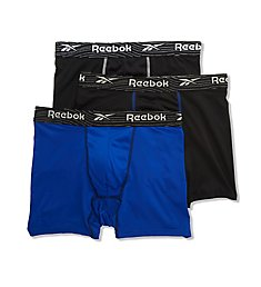 Reebok Cooling Performance Boxer Briefs - 3 Pack 213WB22