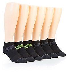 Reebok Low Cut Ankle Socks - 6 Pack LC10001