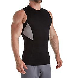 Russell Muscle Compression Sleeveless T-Shirt CM7PNM0