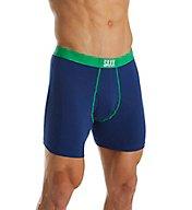 Saxx Underwear 24-Seven Premium Cotton Fly-Front Boxer SXBB10F