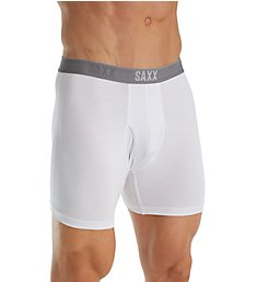 Saxx Underwear Platinum Boxer with Fly SXBB41F