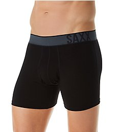 Saxx Underwear Blacksheep 5 Inch Wool Boxer Brief sxbb56f