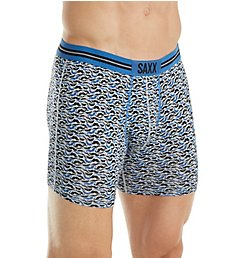 Saxx Underwear Vibe Movember Modern Fit Boxer Brief SXBM35D