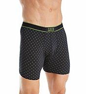 Saxx Underwear Vibe Mini Vapor Modern Fit Boxer SXBM35M