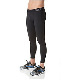 Saxx Underwear Thermo-flyte Ankle Length Tight With Fly SXLJ57F