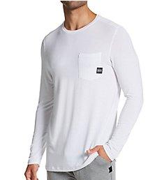 Saxx Underwear Sleepwalker Long Sleeve Pocket Tee SXLT34P