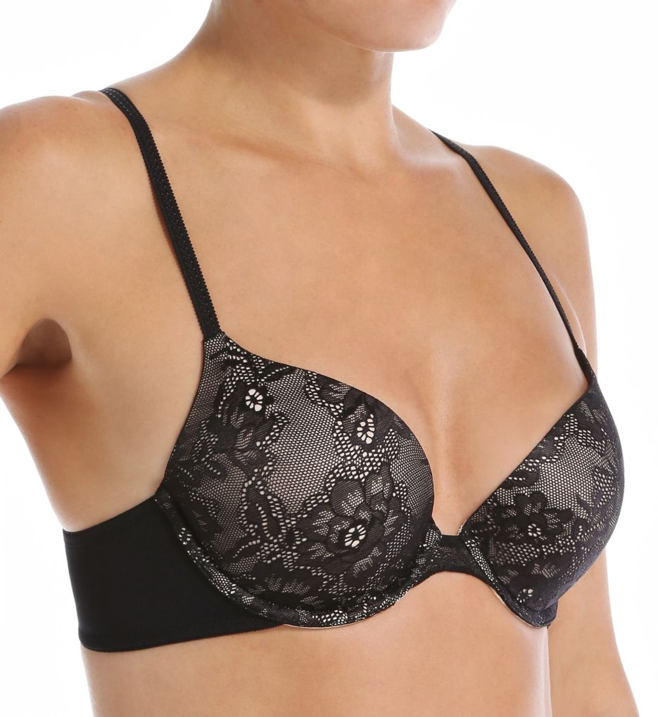 Self Expressions Custom Lift with Lace Bra 05103