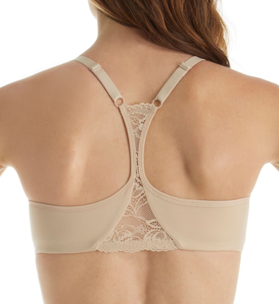 Self Expressions Comfort Obsession Demi Lace T-Back Bra 05650