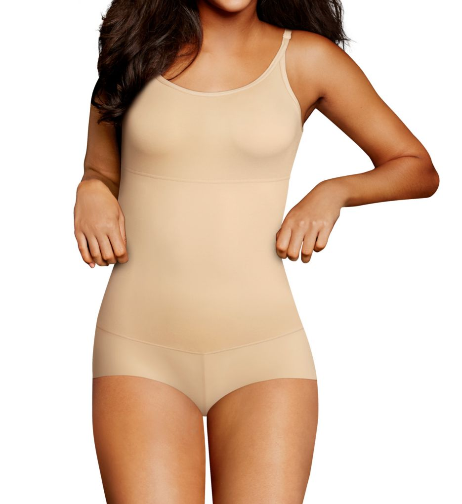 Self Expressions Firm Control Shaping Romper 51007