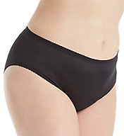 Shadowline Plus Size Spandex Hipster Panty 11005P