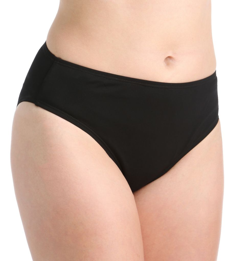 Speedo High Waist with Core Compression Swim Bottom 7231220