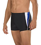 Speedo Fitness Splice Square Leg Swim Trunk 7300167