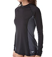 Speedo Long Sleeve Rash Guard 7723090