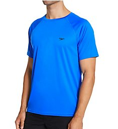 Speedo Easy Regular Fit Short Sleeve Swim Shirt 7748220