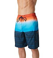 Speedo Surging Stripe E-Board 21 Inch Swim Short 7784067