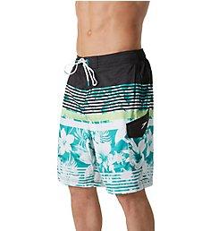 Speedo Underline Floral E-Board 21 Inch Swim Short 7784311