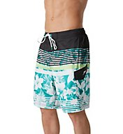 Speedo Underline Floral E-Board 21 Inch Swim Short 7784311