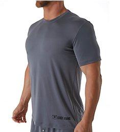 Stacy Adams Lightweight ComfortBlend Crew Neck T-Shirt SA1500
