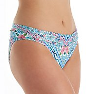 Sunsets Dolce Vita Unforgettable Fold Brief Swim Bottom 27bDOV