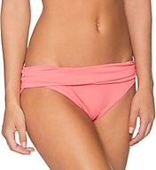 Sunsets Flamingo Unforgettable Fold Brief Swim Bottom 27bFLG