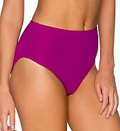 Sunsets Foxglove High Waist Brief Swim Bottom 30bFOX