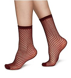Swedish Stockings Net Ankle Socks Vera