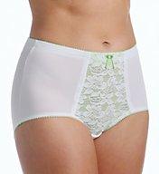 Teri Peaches and Cream Microfiber Brief Panty 755