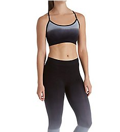 Under Control Dip Dye Cami Sports Bra and Legging Athleisure Set CF-70017