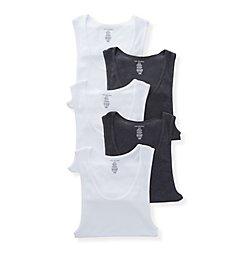 Van Heusen 100% Cotton A Shirt - 5 Pack 00CPT04