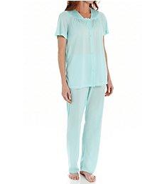 Vanity Fair Coloratura Vintage Pajama Set 90107