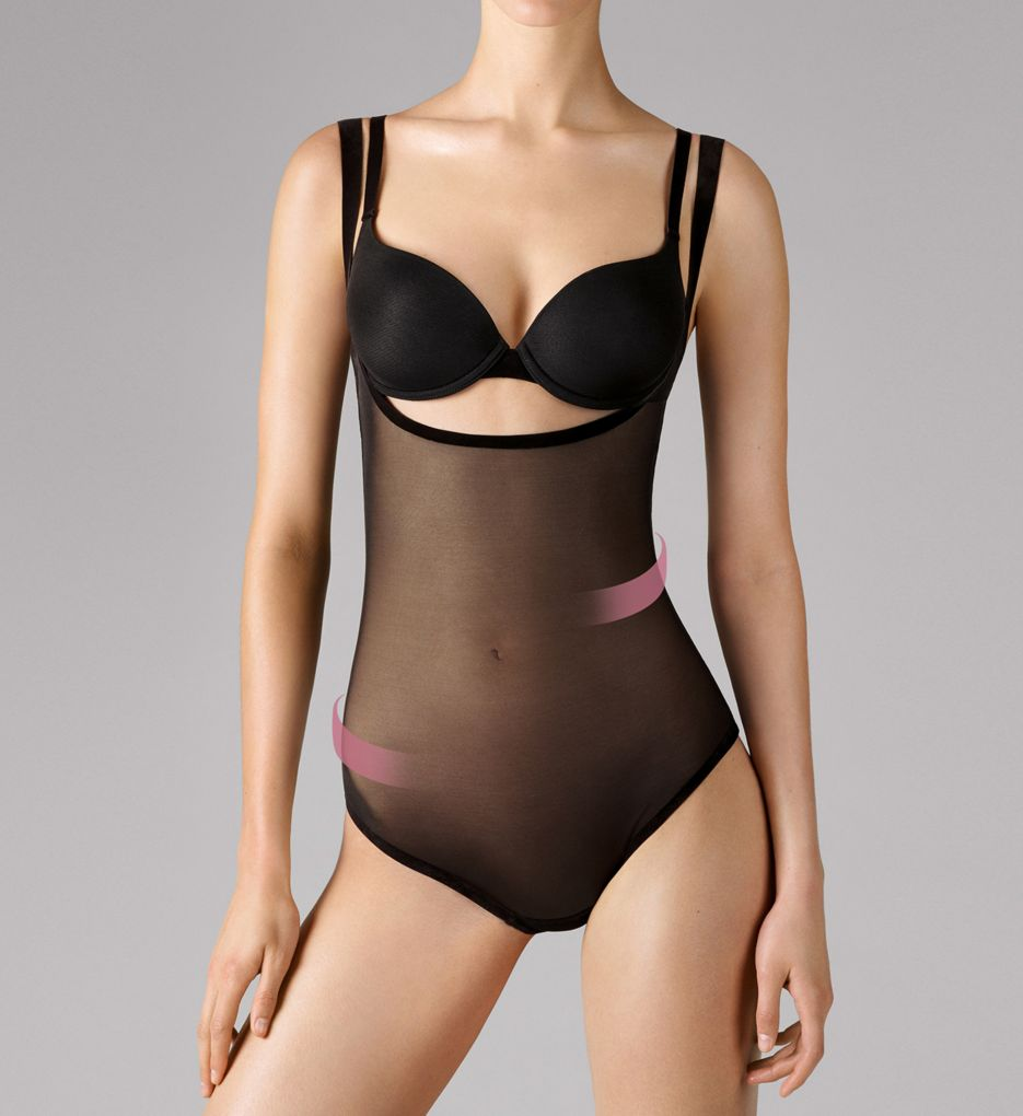 Wolford Tulle Forming Bodysuit 79043